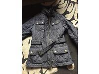 Ladies genuine Barbour coat