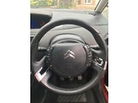 Citroen C4 Grand Picasso (7 seater) 1.6 diesel with manual gearbox