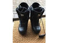 Northwave decade snowboarding boots size 8