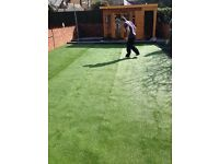 Patio, fencing, artificial grass specialists