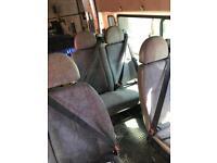 Transit seats . 2 and a 3