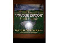 The Really Nasty Golf Game - Brand New , Sealed. Great board game from Upstart