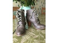 Ladies ankle boots from Dorothy Perkins.
