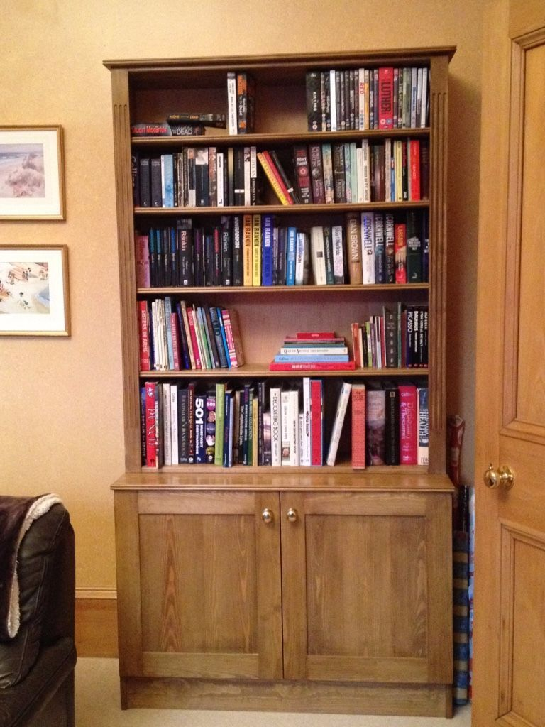 Bespoke Shelving Bookcases Sliding Wardrobe Doors Room Dividers Storage