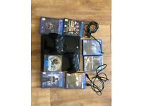 PS4 509gb bundle open to sensible offers