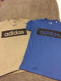 Adidas tshirts