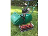 Suffolk punch cylinder mower