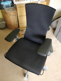 Practically New Genuine Herman Miller Rhythm Office Chair!