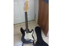 electric guitar & accessories