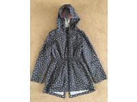 Girls rain coat