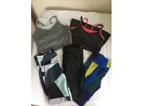 GapFit Activewear bundle - great condition (sizes extra small & small)
