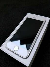 IPhone 5s White - boxed and Unlocked