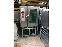 Convotherm Oven 10 Grid 3 Phase with Stand