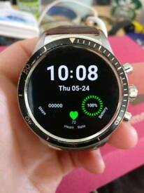 Smart watch complete with £10 credit