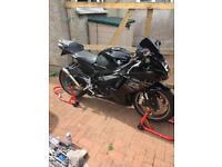 Gsxr 600 Black 2012 Low Miles 750 1000 R6 R1 Cbr rr