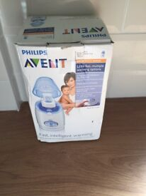 Philips Advent Digital Bottle and Baby Food warmer - Used Once