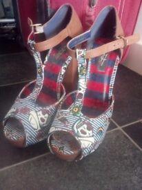 shoes. Iron fist good nick!! £5