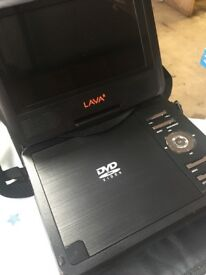 New Lava DVD portable player