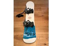 Ladies 150 cm Snowboard - Great Condition