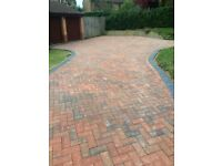 Driveways, Patios, Fencing, Graveling, Brickwork, Landscaping. IB Paving Limited - 5 YEAR GUARANTEE