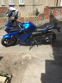 Yamaha diversion 2012 1 owner from new 3800 millage £3500