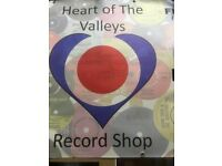 RECORD STORE DAY @ HEART OF THE VALLEYS RECORDS - BLACKWOOD.