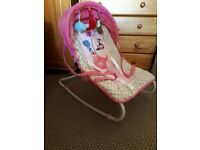 Baby rocker, rocking chair
