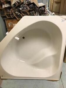 Bathtubs corner type