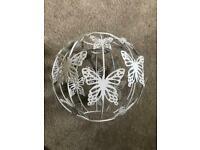 New metal butterfly light shade