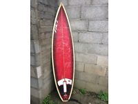 Surfboard - sensible offers,need gone