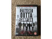 DVD straight out of Compton