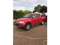 Mitsubishi L200 Trojan Pick Up 2011