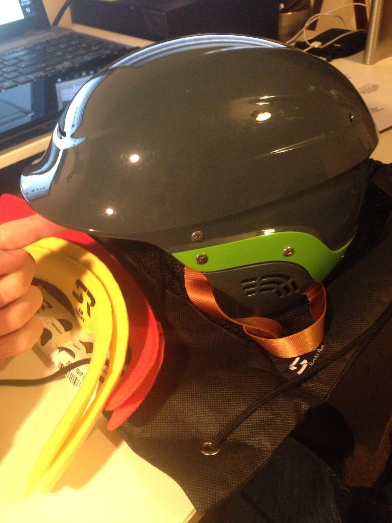 Shred Ready Standard Kayak Helmet