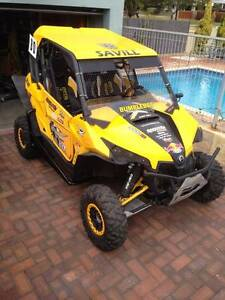 1000 Can-Am Maverick  2013 UTV in superb condition.   BUMBLEBEE Stirling Stirling Area Preview