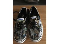TOY STORY VANS size 11 excellent condition.