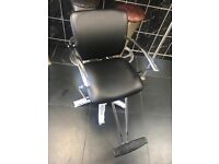 Brand new barbering/hairdressing chair