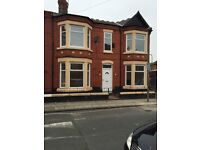 39 Oban Road L4 2SA, big 3 bedroom house off Priory Road £550 per month.