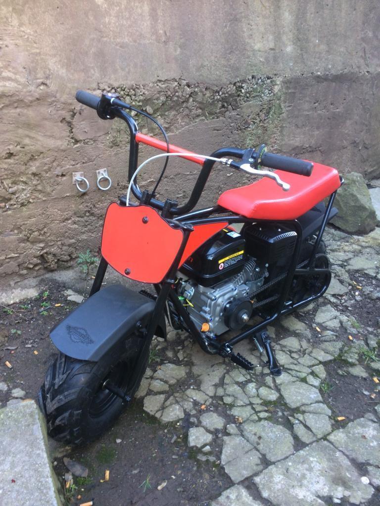 Mini 200cc Bike Pit Bike Auto In Cwmbran Torfaen Gumtree
