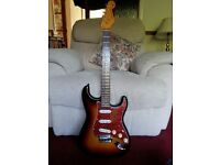 Fender Stratocaster copy - reduced to sell