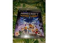 Minecraft Story Mode Season Pass Telltale Game Series Sony PlayStation 3 PS3