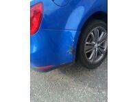 Blue Seat Ibiza, 2010 Plate, 1.4, 3 Door