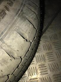 Brand new good year tyre 195/70r15c