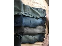 Ladie jeans size 10