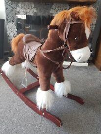 Childrens rocking horse