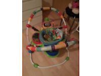 childs jumperoo in very good condition