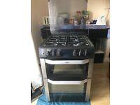 Black Belling Dual Fuel 4 Burner Cooker