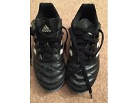 Adidas football boots - size 1