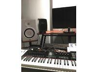 Yamaha HS8 Monitors Pair