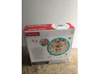 Fisher Price Rainforest Jumperoo - Brand New, Unopened