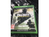 Call of duty legacy edition (infinite warfare + modern warfare)